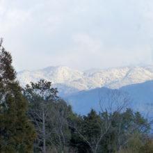 雪(北山)