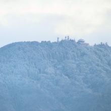 雪(比叡山)