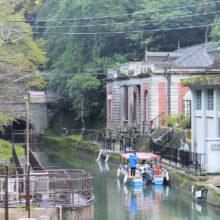 びわ湖疎水船
